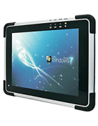 Perfect fitting High-Tech screen protection for ruggedized tablet PC.